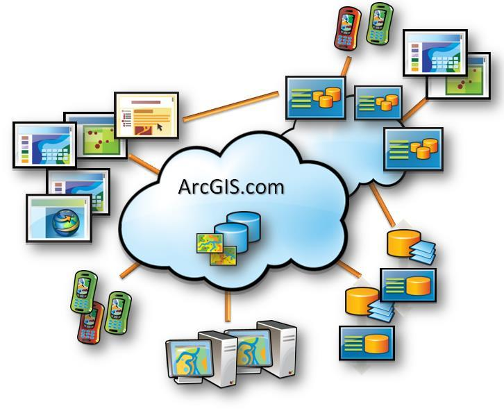 Delivering Maps and Data from the Cloud: MassGIS and ArcGIS