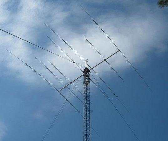 Mosley    ANTENNA  for YOU WAY ABOVE THE REST! SMALLER - BIG SF-402