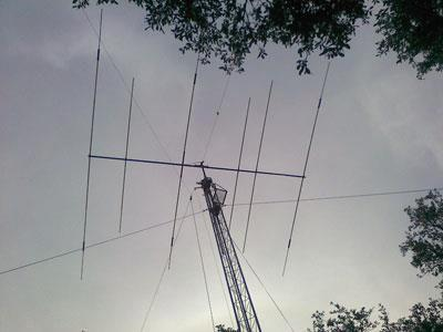 Mosley    ANTENNA  for YOU WAY ABOVE THE REST! SMALLER - BIG