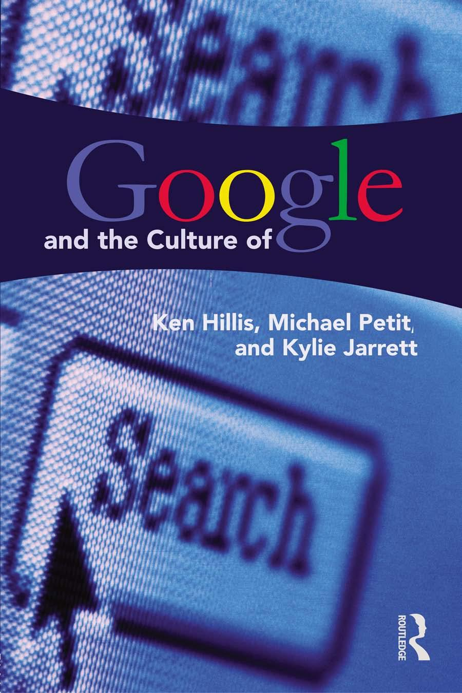 google and the culture of search pdf