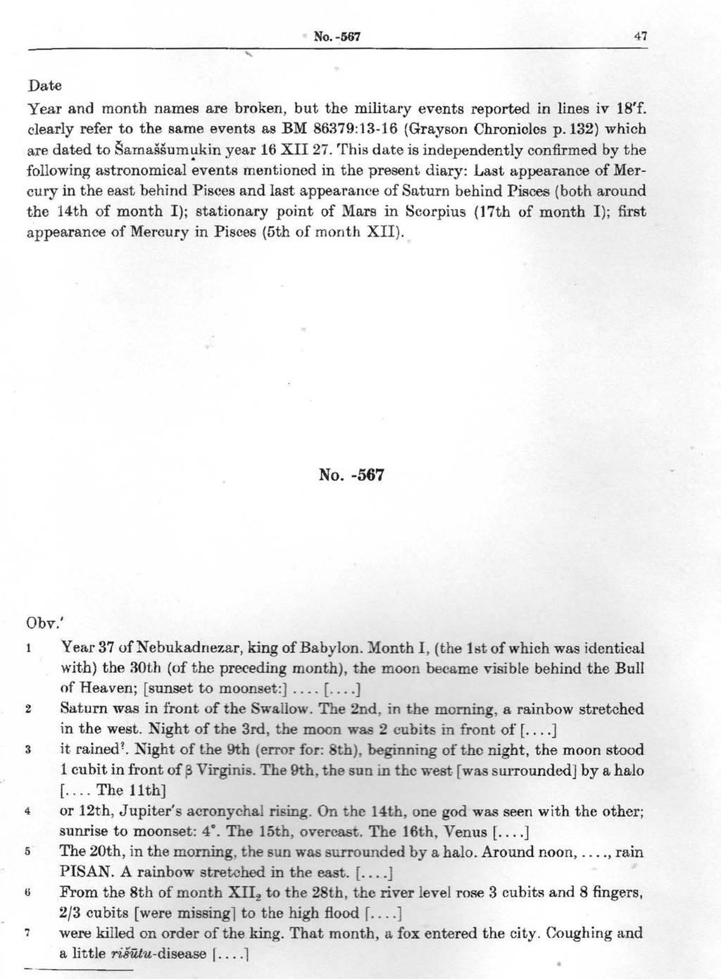 Chronology of the Hebrew Bible - PDF