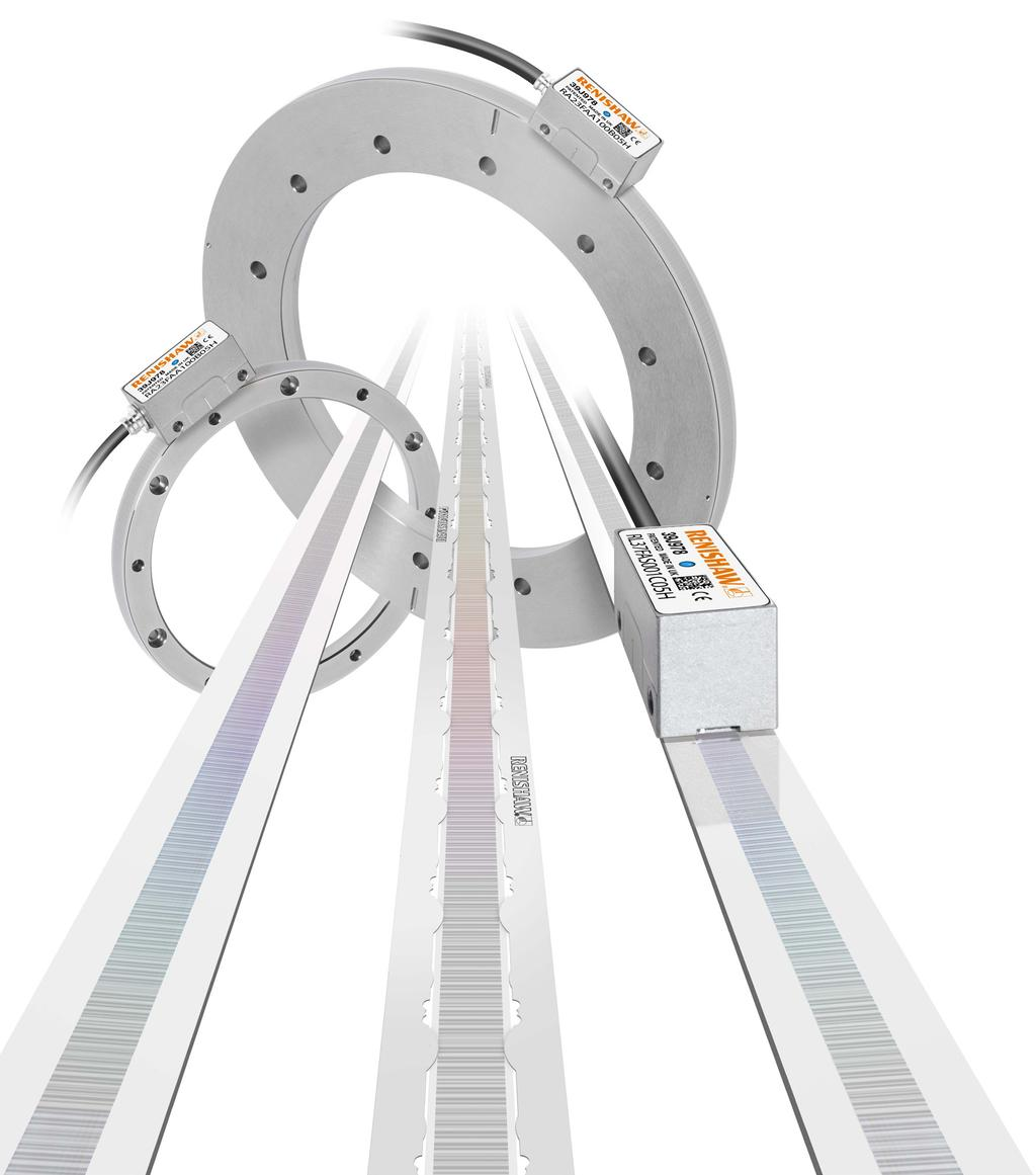 RESOLUTE absolute optical encoder with FANUC serial communications - PDF
