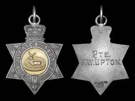 243f6c3640 The Collection of Boer War Tribute Medals formed by the late George  Williams 296 DERBY TRIBUTE