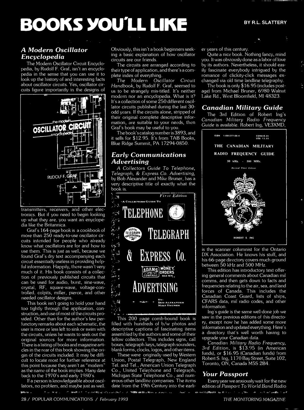 Satellite Pirates Whats A New Country Anyway Also In This Issue Figure 1113 Simple Voice Scrambling And Descrambling Circuit At Yes Oscillator Circuits Importantly The Designs Of Transmitters Receivers Other