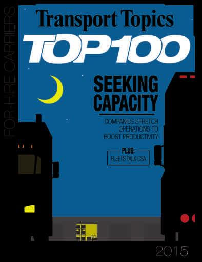 Consolidation continues to reshape trucking, and the - PDF