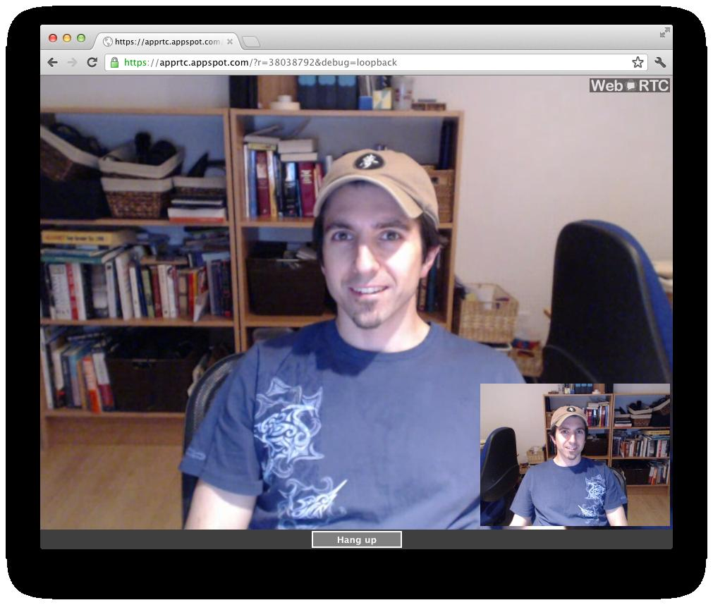 WebRTC  Real-time Audio/Video and P2P in HTML5 Watch this