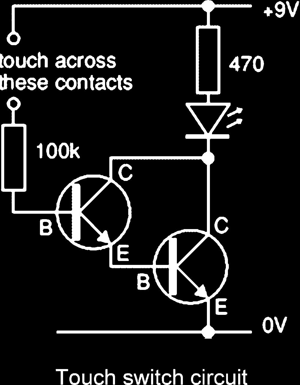 Edward K Blum L Editors Alfred V Aho Computer Science The Simple Singletransistor Circuit Provides Extremely Stable Beat Pair Behaves Like A Single Transistor With Very High Current Gain