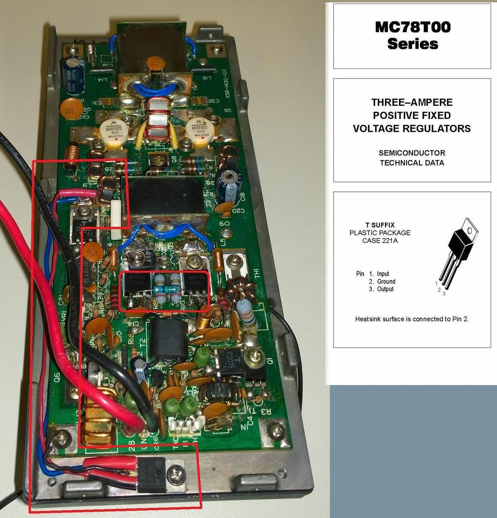 Options For Repairing Your Kenwood Ts 930s Power Amplifier Pdf Components Blog Oscilloscope Testing Module Huntron Circuit The Advantage To This Option Is That You Can Do Work Without Removing