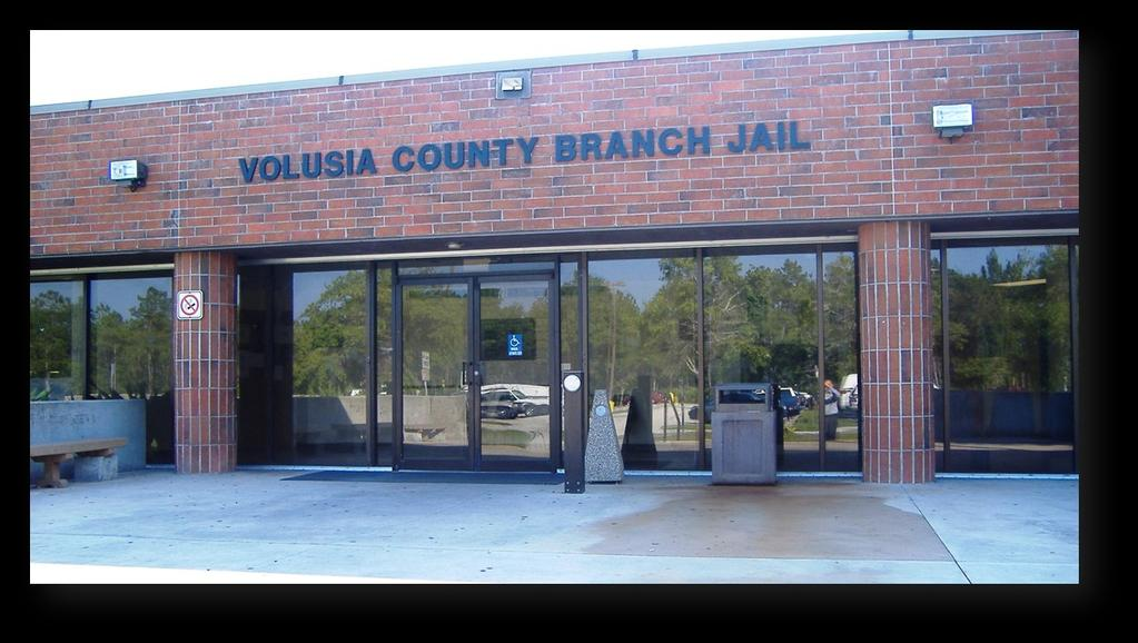 VOLUSIA COUNTY DIVISION OF CORRECTIONS DEPARTMENT OF PUBLIC