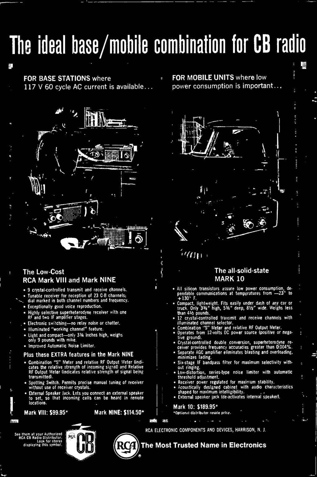 8 PAGE CBOPERIOR'S GUIDE - PAGE 35  APRIL Oc  'The OFFICIAL CB RADIO