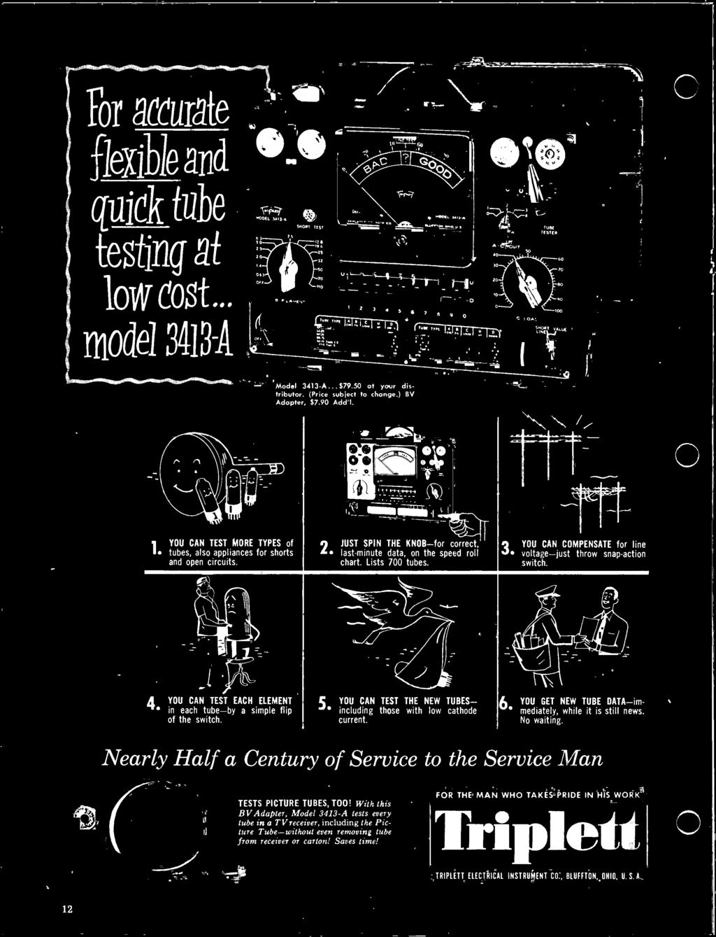 29 Covering Photofact Pdf Charging Circuit Diagram For The 1947 Studebaker All Models Nearly Half A Century Of Service To Man Tests Picture Tubes Too