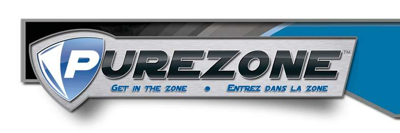 PUREZONE products meet or exceed industry standards on multiple