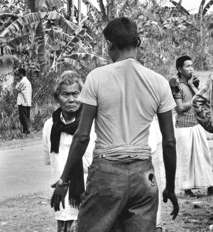 Between Ashes and Hope Chittagong Hill Tracts in the Blind Spot of