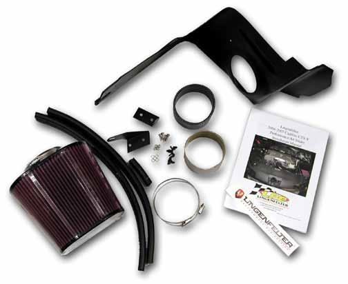 Installation Instructions for Cadillac CTS-V Lingenfelter