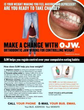 7/19/15. OJW : a new role for the dental professional. Ted ... on jaw clutch, jaw suspension, jaw splint, jaw socket, jaw wired shut, jaw parts, jaw diagram, jaw surgery procedures,