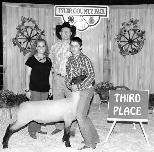 Tyler County Fair Results - PDF