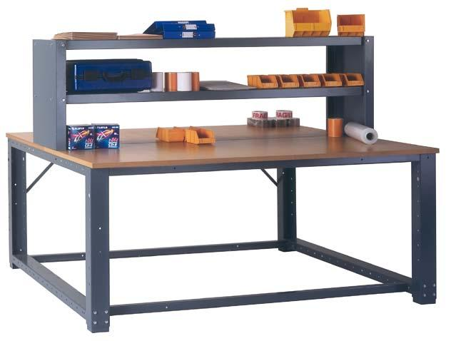 Tel: Sales: WORKBENCHES  quality products made in the UK - PDF