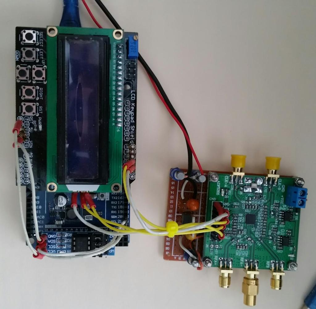 Adf4351 And Adf5355 Update Pdf Ac Fan Speed Control Using Android Mobile Microtronics Technologies Arduino Due Controller Prototyping