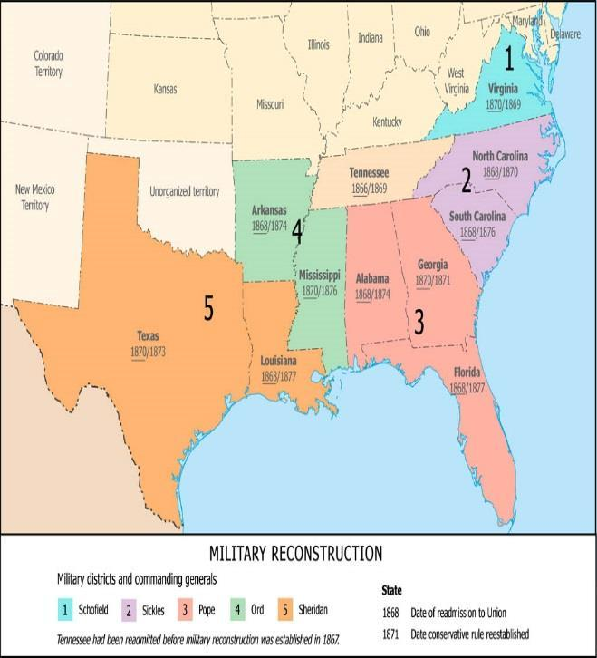 APUSH Review: Reconstruction  Everything You Need To Know