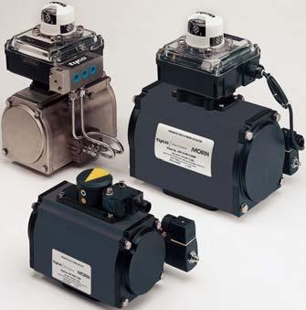 Installation and Maintenance Instructions for Morin MRP Pneumatic