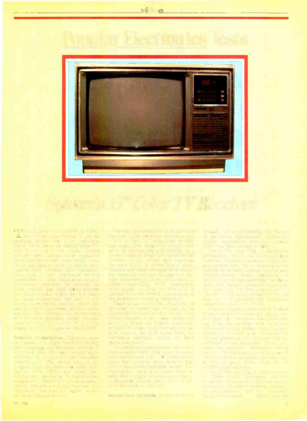 Coniesg Worlds Largest Selling Electronics Magazine May 1982 1 Pdf Home Gt Integrated Circuits 7403 Video Popular Tests