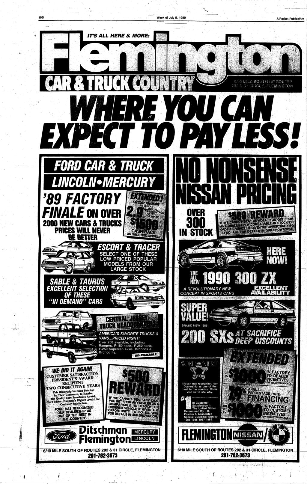 In news record the princeton packet inc am rights reserved pdf 0b week df july 5 989 a packet publication ford car truck lincoln fandeluxe Gallery