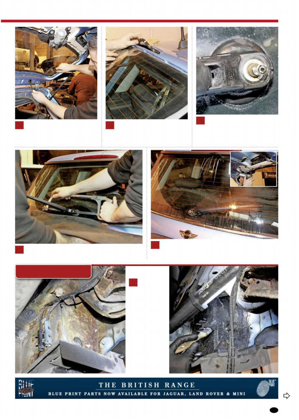 Win Get Your Engine Running Healthier Tailgate Respray Diesel Audi 20 Tdi Pd Injector Wiring Loom With Glow Plug Connections Cm Project 2004 Mini One 16 We Fed A Thick Length Of Wire Through The Top
