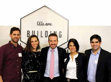 886d6d3b5 co offers shared workspace for tech companies and was founded by Juan  Calle, husband of