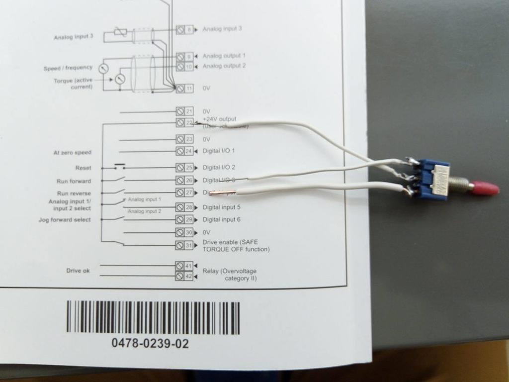 I Locker Selecting The Main Drive System Pdf Open And Short Circuit Test On Transformer Electrical4u 58 Picture 17 Back Cover Of Manual With Direction Switch Emerson C T
