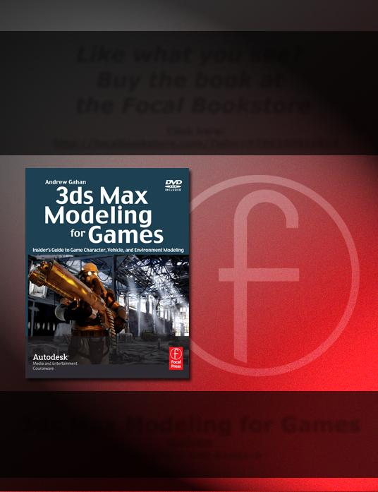 3ds max modeling for games andrew gahan