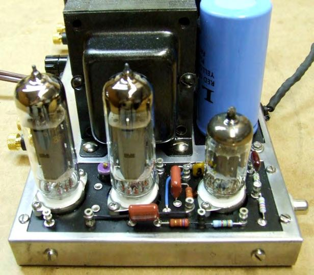 High Performance Power Supply Modifications TM  to an ST-35