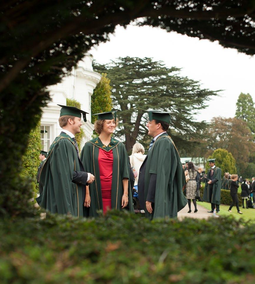 Graduation 2017 at Greenlands Essential information - PDF