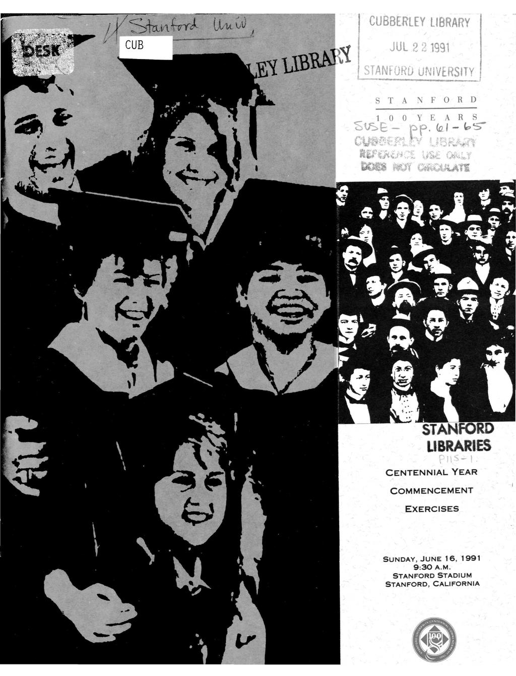 B Stanford Libraries Centennial Year Commencement Exercises Wikipremed Mcat Course Image Archive Circuit Symbol For An Inductor Cubberley Library Jul221991 University S T A N F O R D 1 0 Y E Pp C