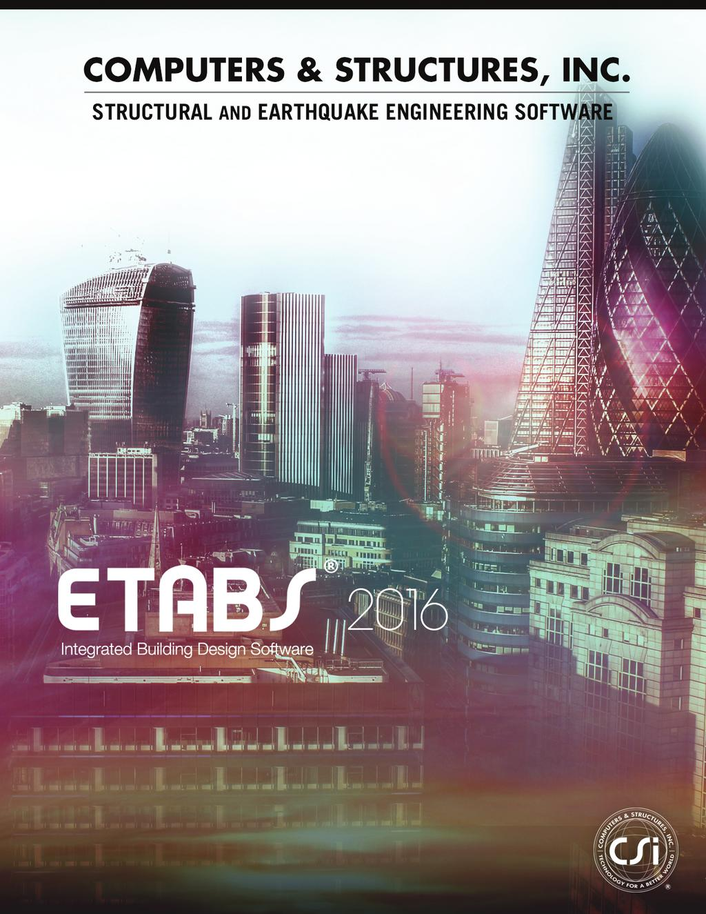 Welcome to ETABS Integrated Building Design Software - PDF