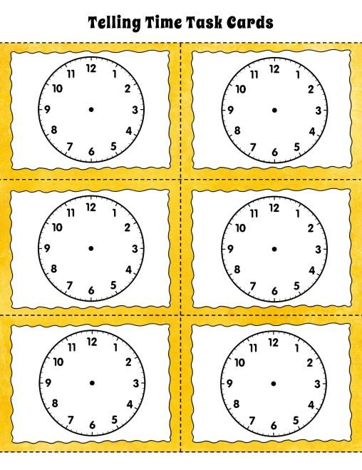 Perfect for Math Games and Review Activities! Created by