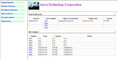 Areca ARC-1220/1220ML RAID HBA Driver for Mac Download