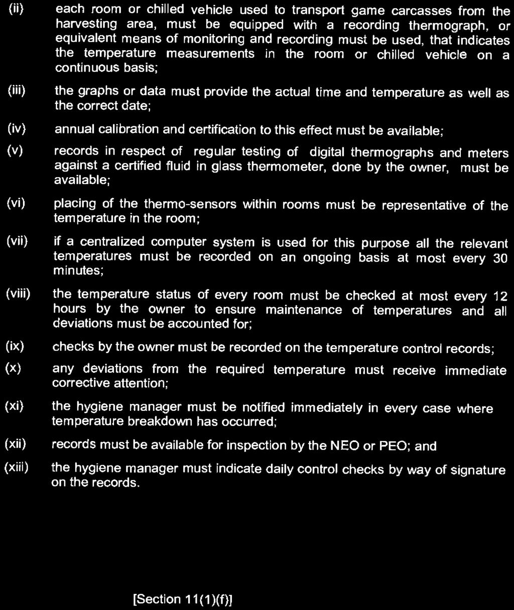 Government Gazette Staatskoerant Pdf 39re Vehicle May Not Be Equipped Below Is The System Wiring Diagrams Equivalent Means Of Monitoring And Recording Must Used That Indicates Temperature Measurements In