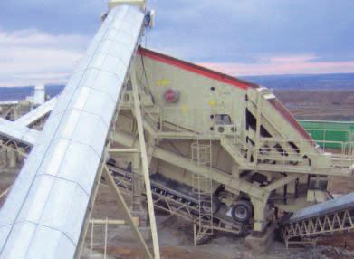 Nordberg NW Series portable crushing and screening plants - PDF
