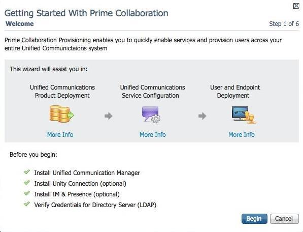 Cisco Prime Collaboration Provisioning Deployment and Best