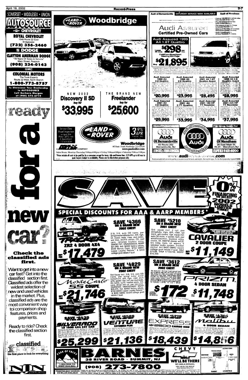 An Duped In Area Wide Scam Pdf Air Conditioning Four Season System Vacuum Diagram C K Models For 1979 Gmc Light Duty Truck Series 10 35 April 19 2002 Record Press Tjt Royal Chevrolet 1548 Route 22 East Bridgewater 732