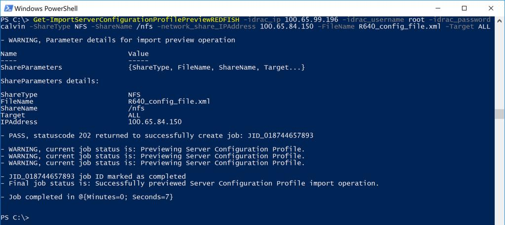Automating Dell EMC PowerEdge Server Management by using