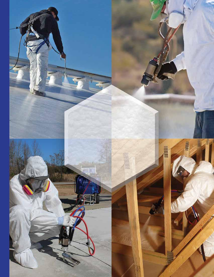 SFS SYSTEMS  Your ONE Source for Everything Spray Foam