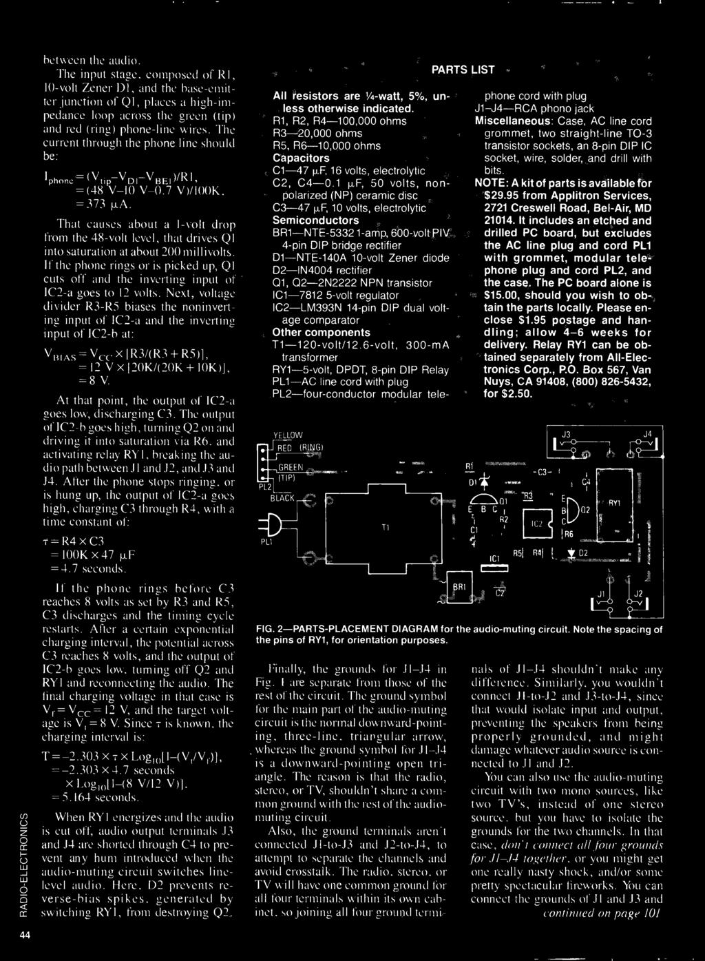 Build R Es Acoustic Pdf Rs232 With Optoisolation Delabs Schematics Electronic Circuit That Causes About A 1 Volt Drop From The 48 Level