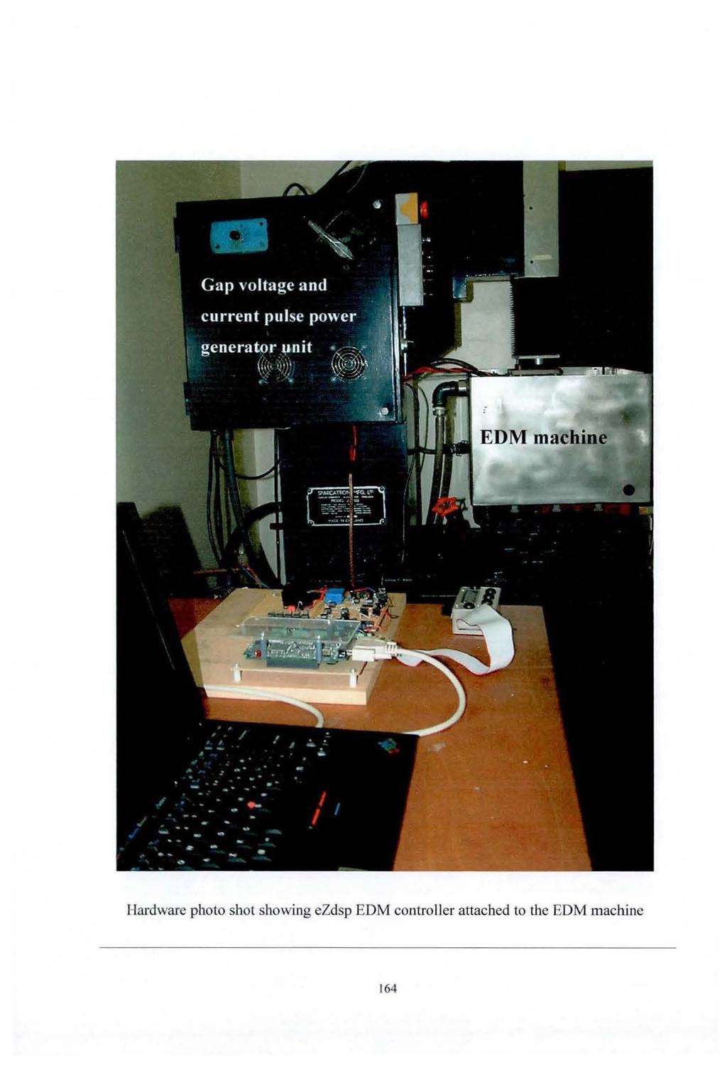 Digital control of an electro discharge machining (EDM) system - PDF