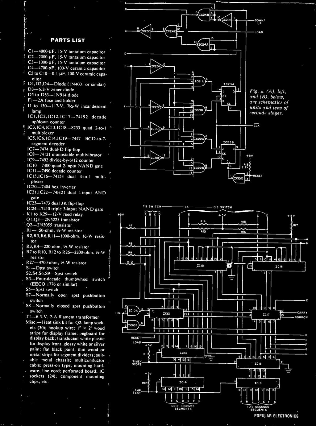 Cb Communication Range Pdf Circuit Diagram Additionally Rf Transmitter On Untested Ic9 7492 Divide By 6 12 Counter Ic10 7400 Quad 2