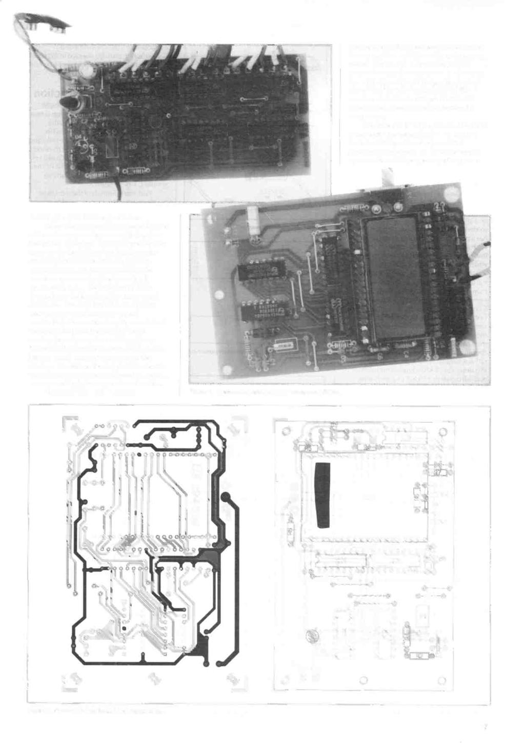 Wiring Allocation Tester Low Cost 10mhz Counter Home Alarm Maplin Central Locking Diagram Correspond To The Front Panel Numbers On Transmitter Which Are Reverse Way Round