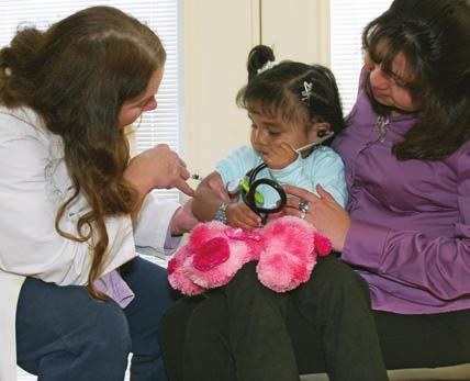Immunization MAHS enrolled children who received immunizations (2014 2015) 100% 90% 80% 70% 60% 50% 100% 99% 100% 40% 30% 20% 10% 0% Clay Jackson Platte 99 Head Start programs mandate that enrolled