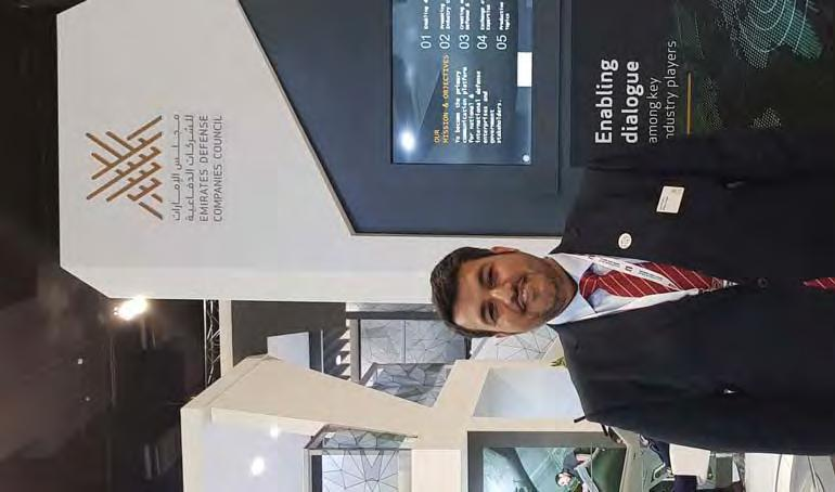UAE Pavilion at DSA 2018 a big success EDCC: An Excellent