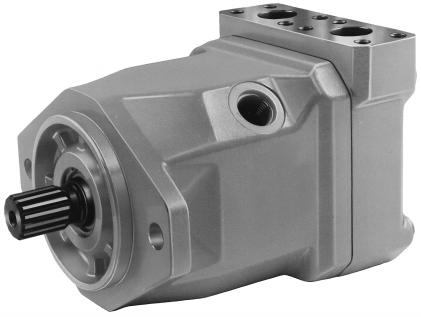 Fixed displacement motor A10FM/E Series 52 Axial piston, swashplate