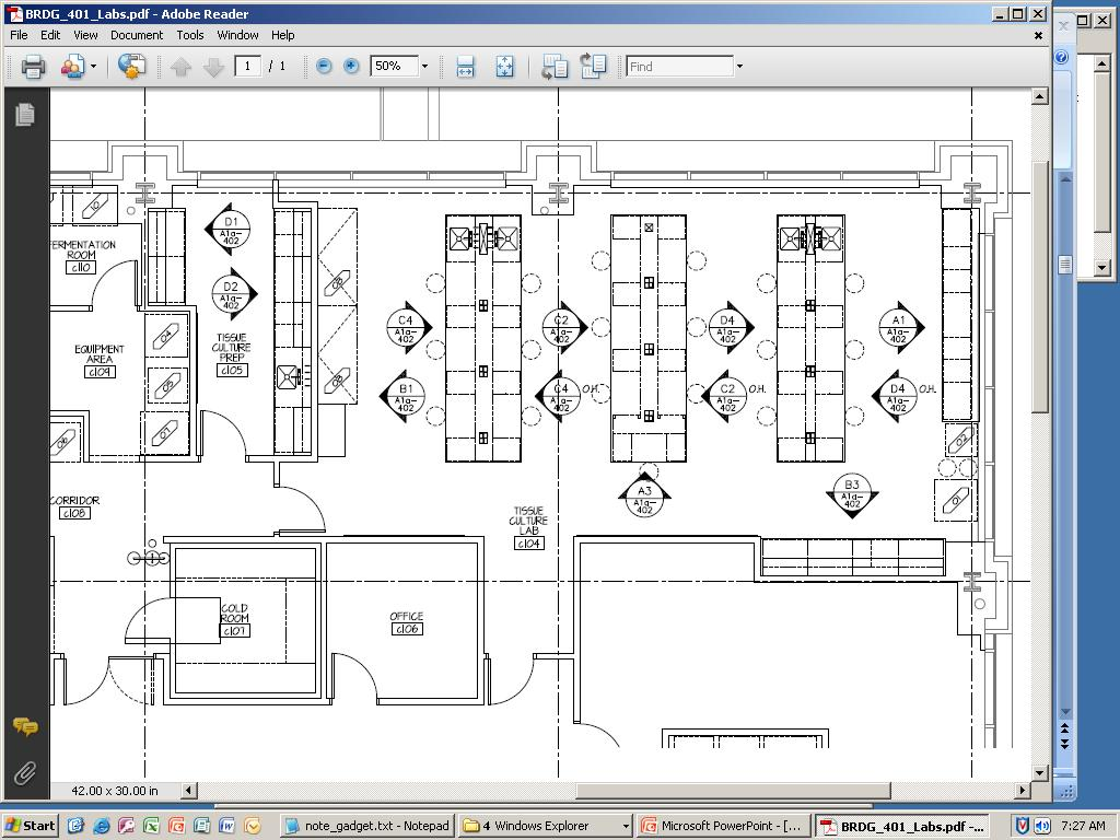 Detect Pictures to see Room Layouts Major Equipment